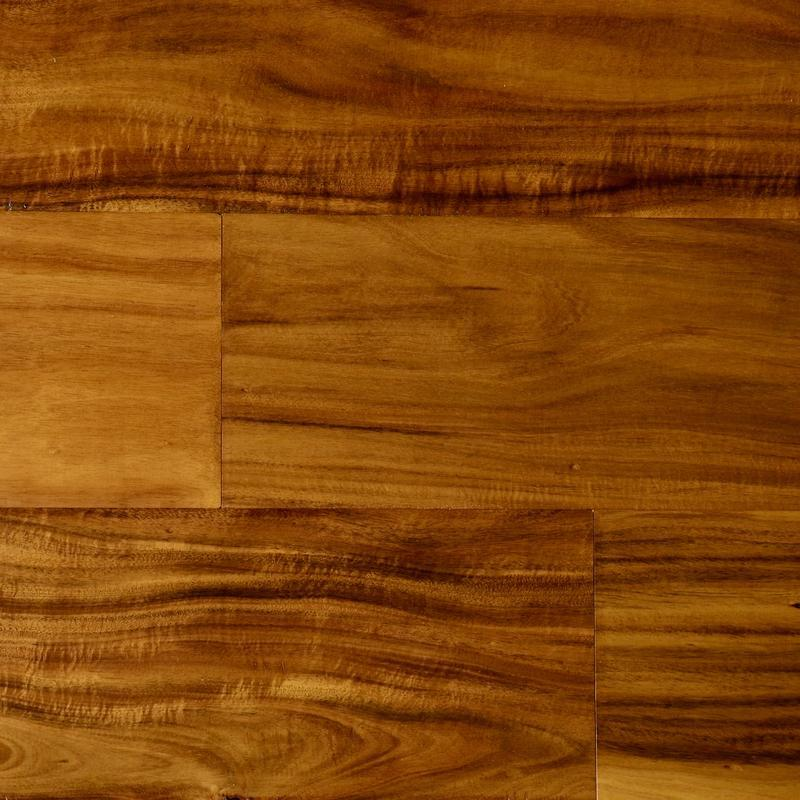 "Radiant Acacia - 6 1/2"" x 1/2"" Engineered Hardwood Flooring by Tecsun"