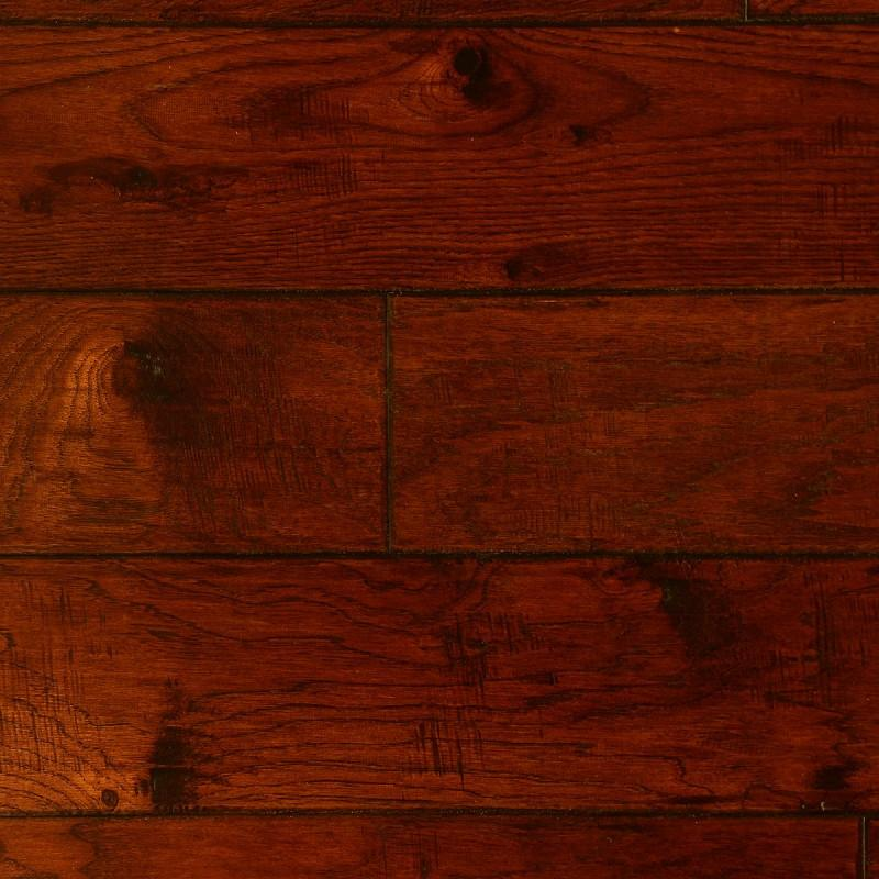 "Red Rock - 6 1/2"" x 1/2"" Engineered Hardwood Flooring by Tecsun"