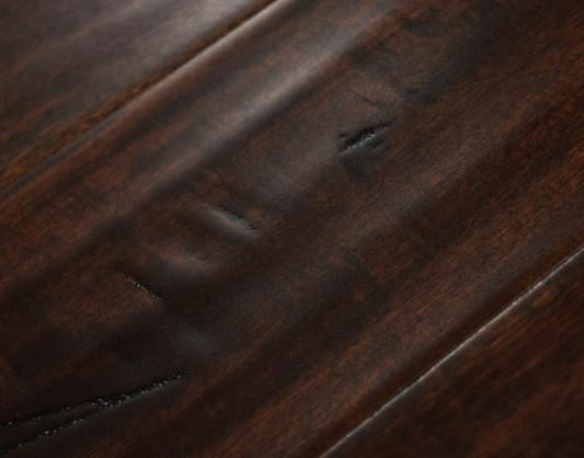 River Walnut - 4 3/4'' x 1/2'' Engineered Hardwood Flooring by SLCC