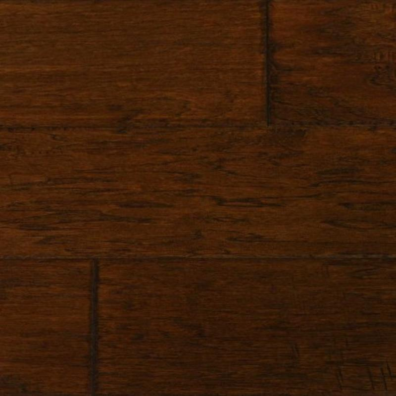 "Saddle Back - 6 1/2"" x 1/2"" Engineered Hardwood Flooring by Tecsun"