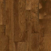 Brick Shade Hickory - TimberCuts Collection - Solid Hardwood Flooring by Armstrong Flooring