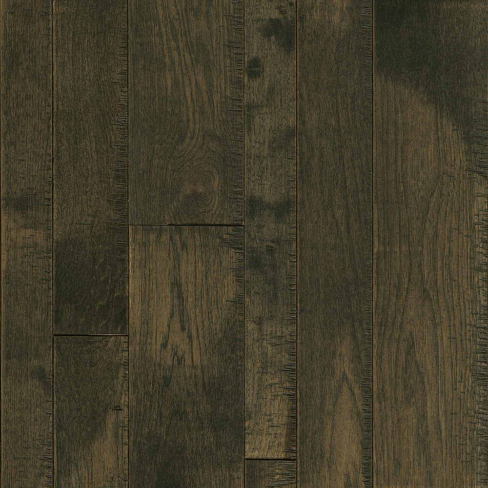 Dark Sky Hickory - TimberCuts Collection - Solid Hardwood Flooring by Armstrong Flooring