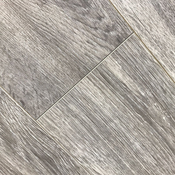 Weathered Gray - 6.5mm Waterproof WPC Flooring with COREMAX by McMillan