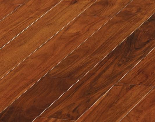 Wild Nutmeg - 4 3/4'' x 1/2'' Engineered Hardwood Flooring by SLCC