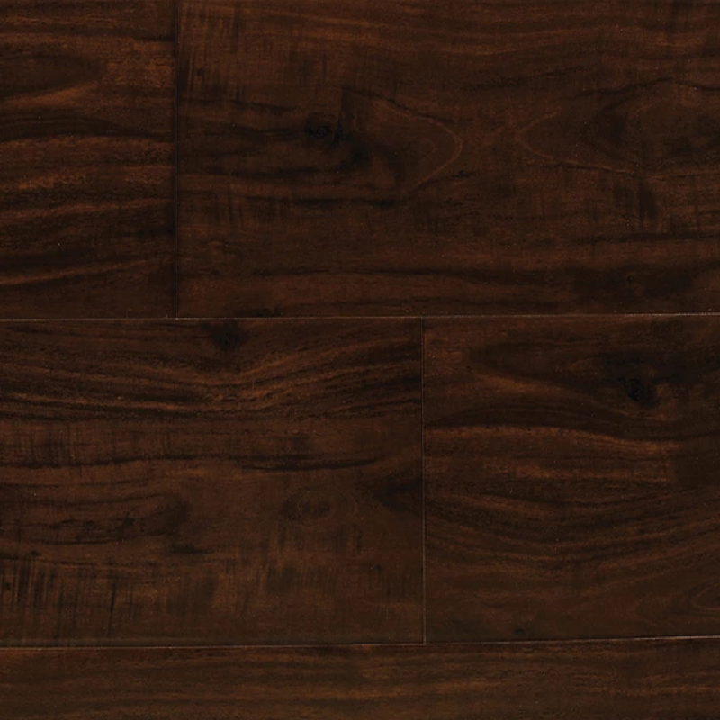 Wild Walnut- 12mm Laminate Flooring by Republic