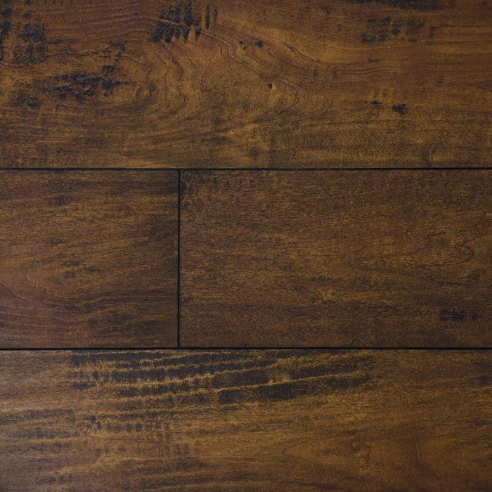 Wrangler Walnut- 8mm Laminate Flooring by Tecsun