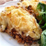 Hachis parmentier de la forêt - Shepherd's pie of the forest