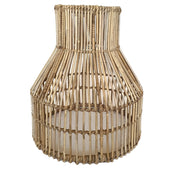 Rattan Ceiling Light Shade