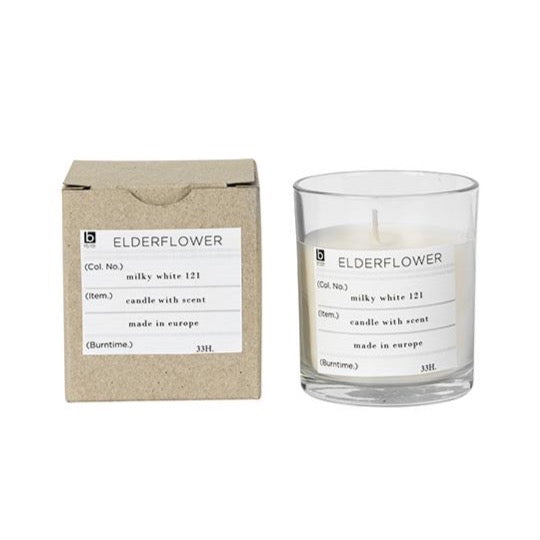 Broste scented soy wax candle - From Victoria Shop