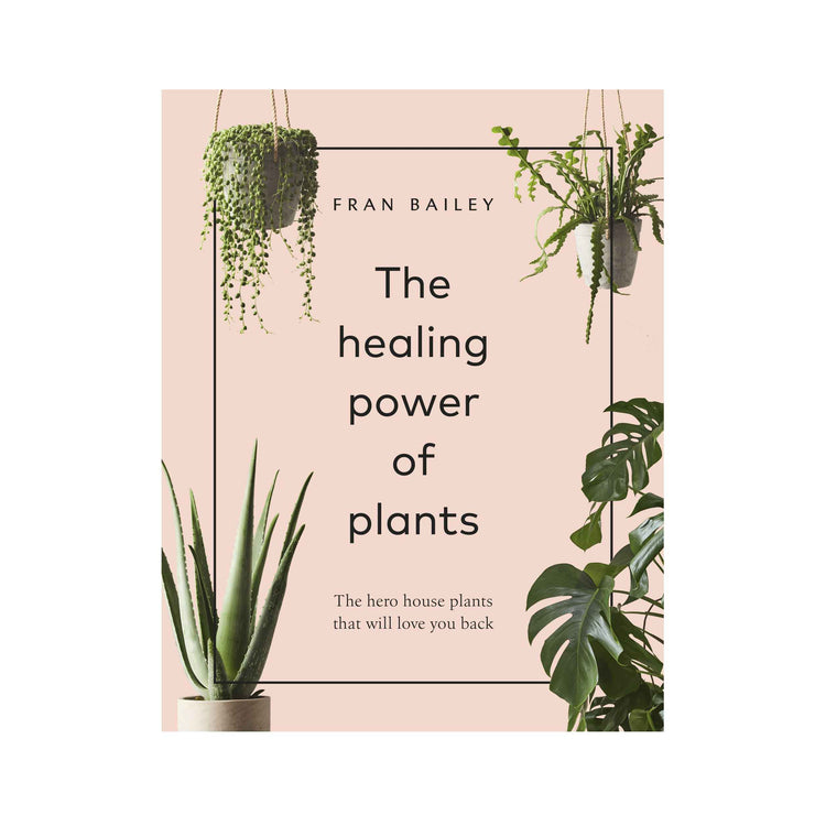 The Healing Power of Plants Book