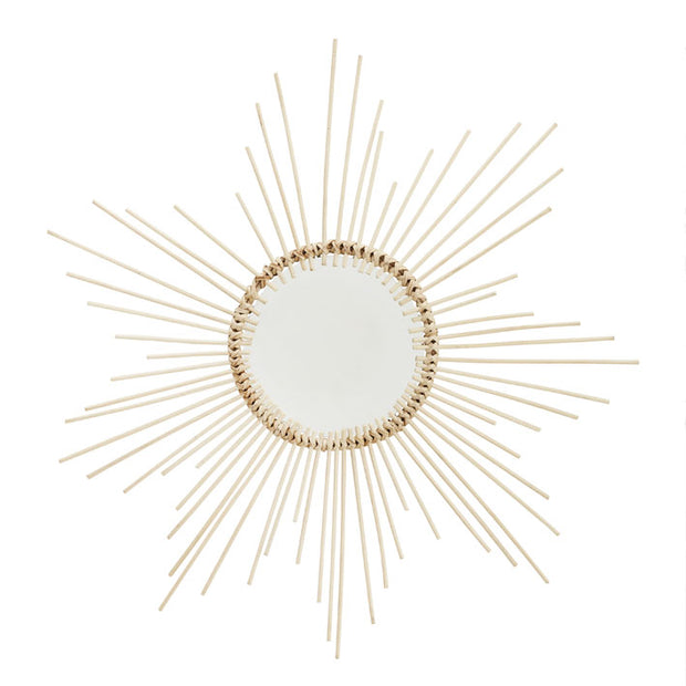 Cane Sun Bohemian Mirror - From Victoria Shop