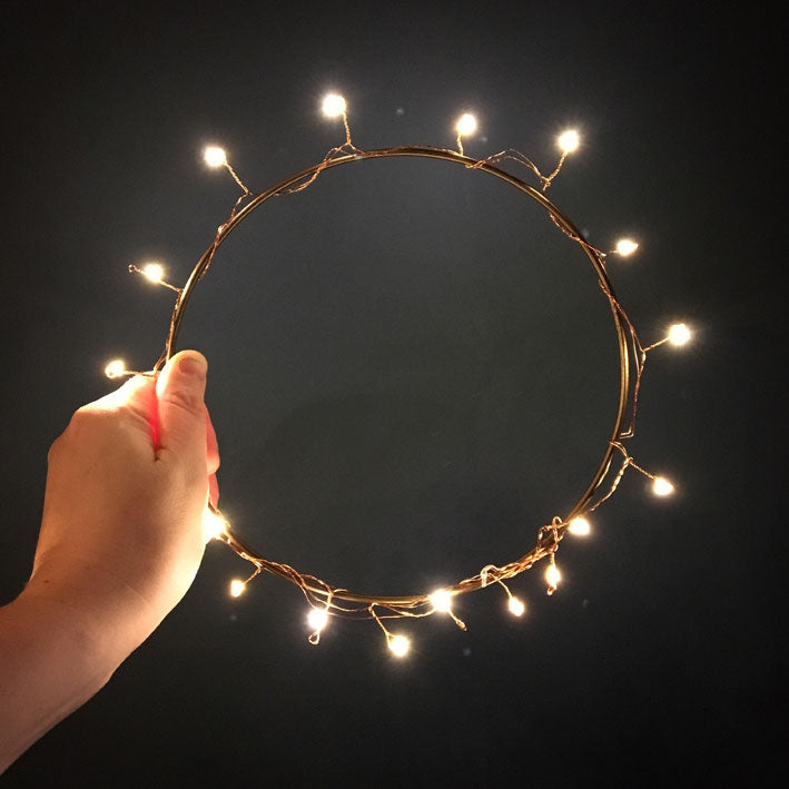 small hoop for home decoration
