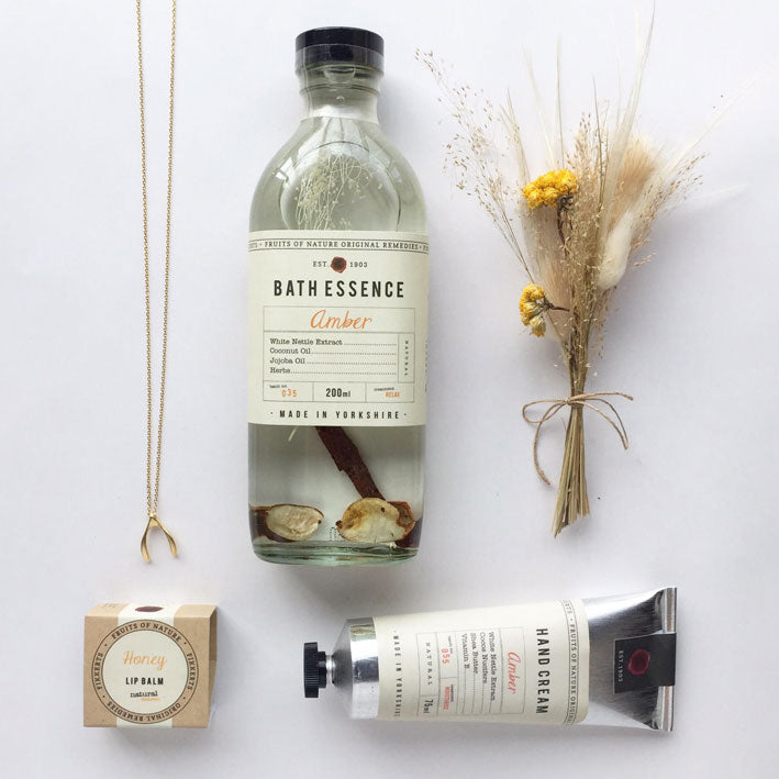 Amber bath essence - From Victoria Shop