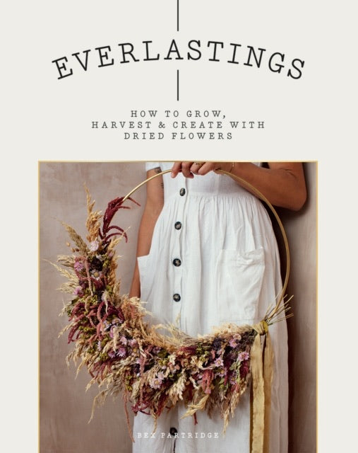 Everlastings Book By Bex Partridge