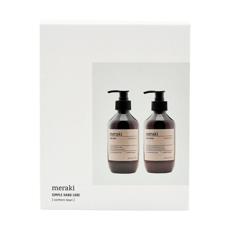 Meraki northern dawn simple hand care set - From Victoria Shop
