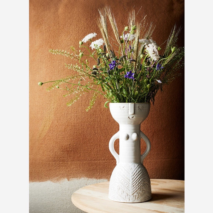 Tall Woman Vase - From Victoria Shop