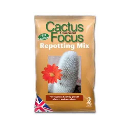 Cactus & Succulent Repotting mix