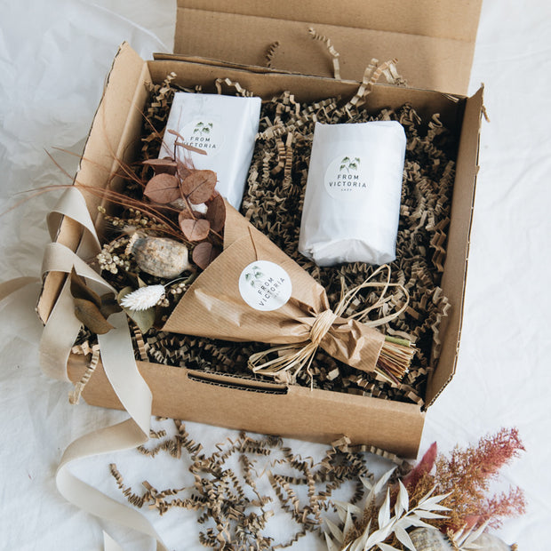 Gift box and Wrapping