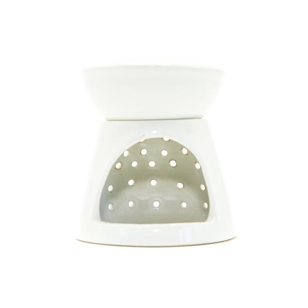 Handmade Ceramic Oil Burner - From Victoria Shop