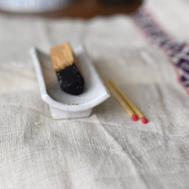 Palo Santo Handmade Ceramic Holder