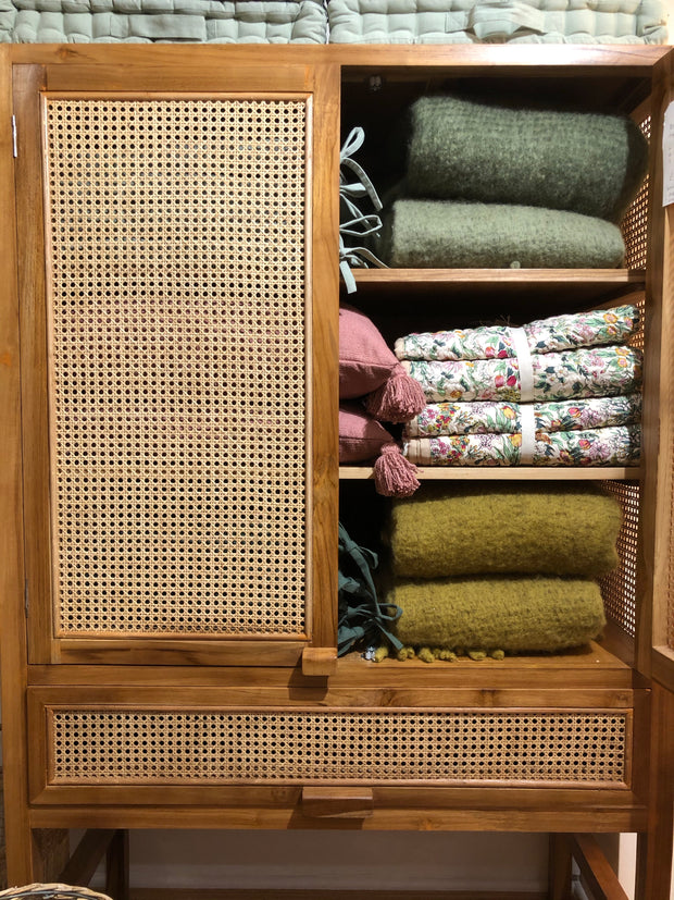 Rattan Cabinet - From Victoria Shop