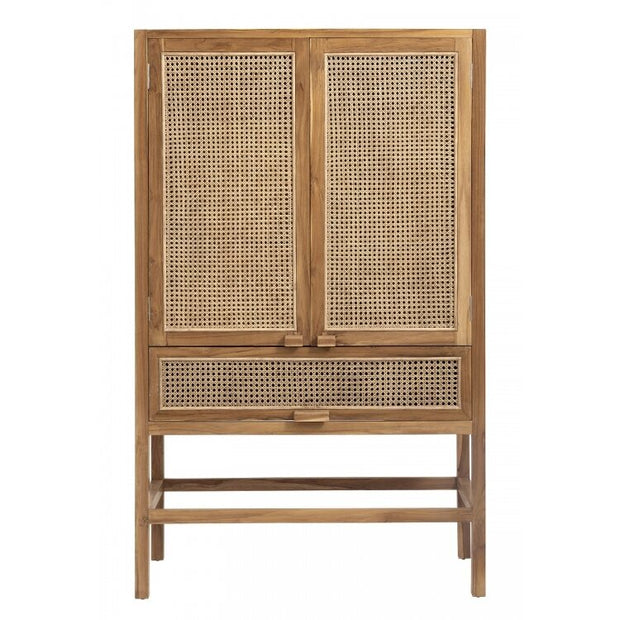 Rattan Cabinet by Nordal