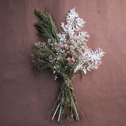 Pink Dried Flower Small Bouquet