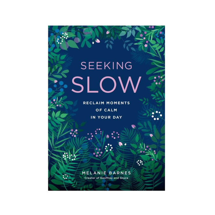 Seeking Slow Book - From Victoria Shop