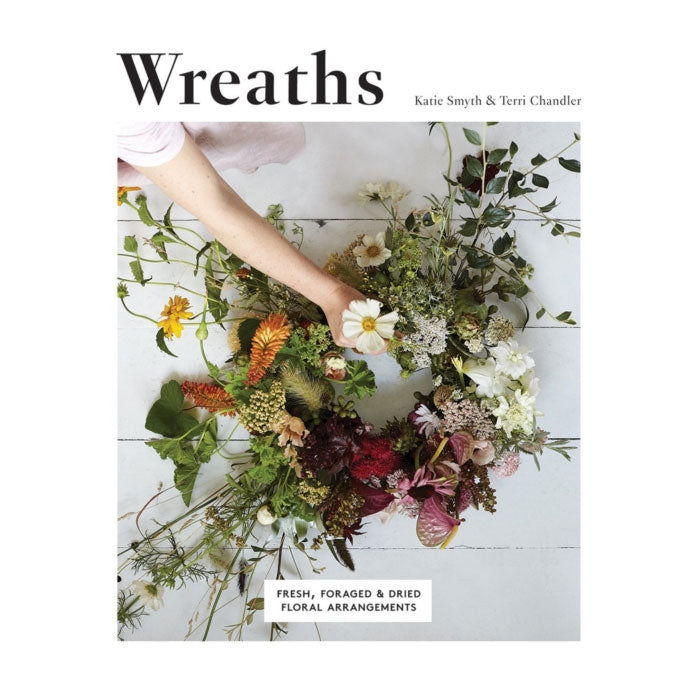 Wreaths Book - From Victoria Shop