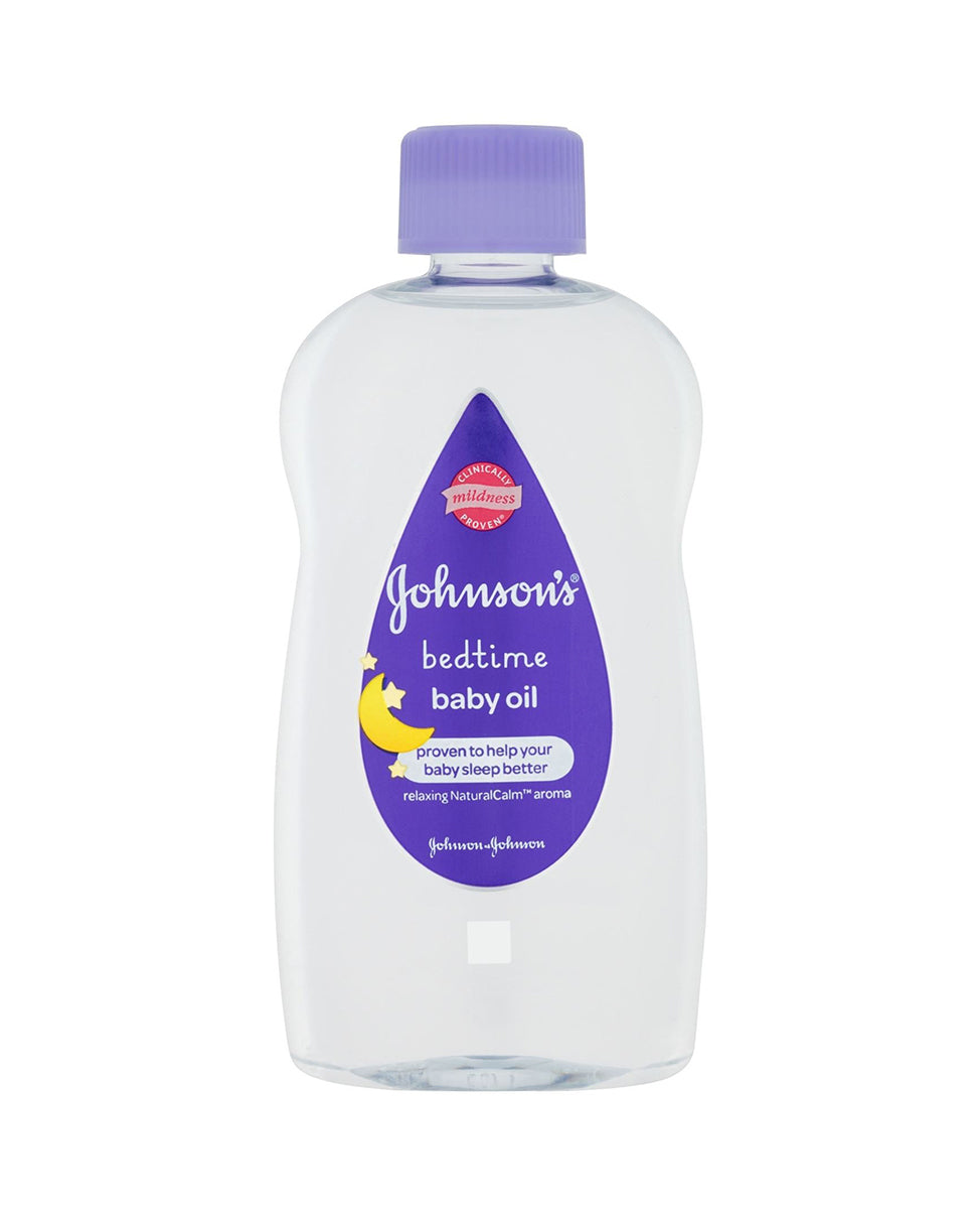 Johnson & Johnson Bedtime Baby Oil