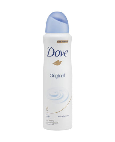 Women's Dove Deodorant Spray in McLean | Discount Deodorant | Discount Essentials