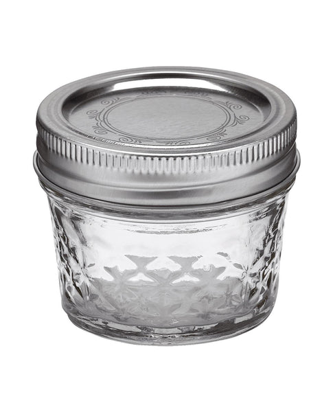 Ball Quilted Jelly Jars