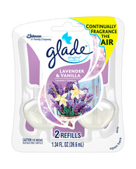 Glade PlugIns Scented Oil Refills