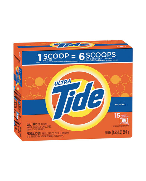 Top Laundry Detergent Deals in McLean | Tide Powder Ultra | Discount Essentials