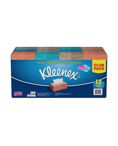 Cheap Facial Tissues in McLean | Kleenex FacialTissue | Discount Essentials