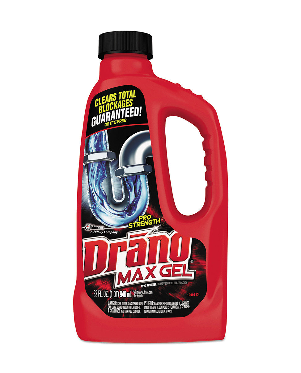 Best Cleaning Supplies For Home in McLEan | Drano MAX Gel | Discount Essentials