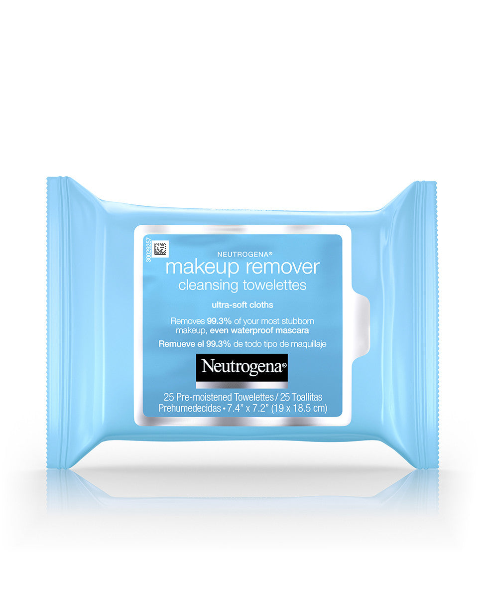 Discount Skin Care in McLean | Neutrogena Makeup Remover Cleansing Towelettes | Discount Essentials
