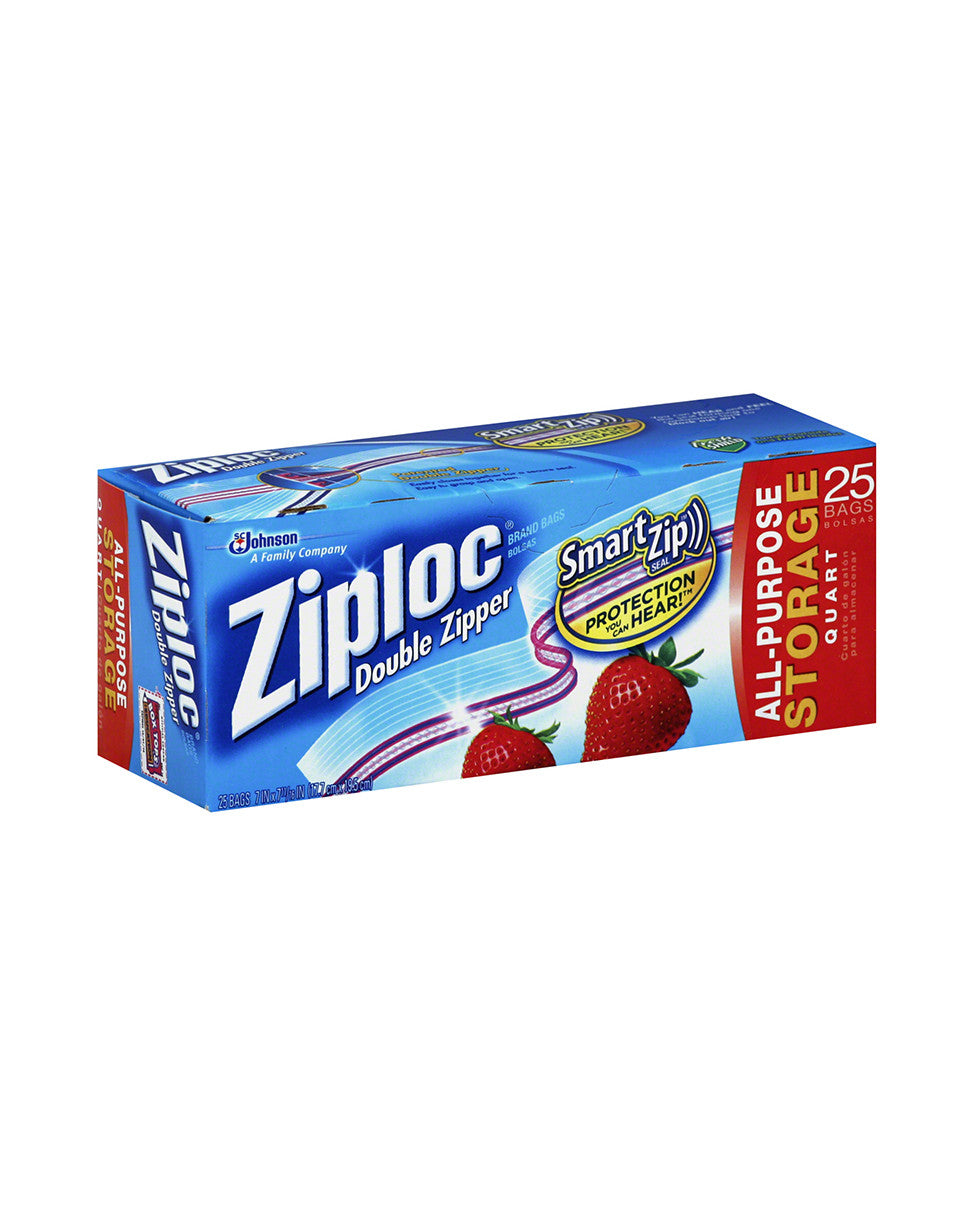 Top Kitchen Essentials in McLean | Ziploc Storage Bag | Discount Essentials