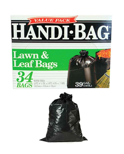 Best Home Cleaning Supplies in McLean | HANDI BAGS Lawn & Leaf | Discount Essentials