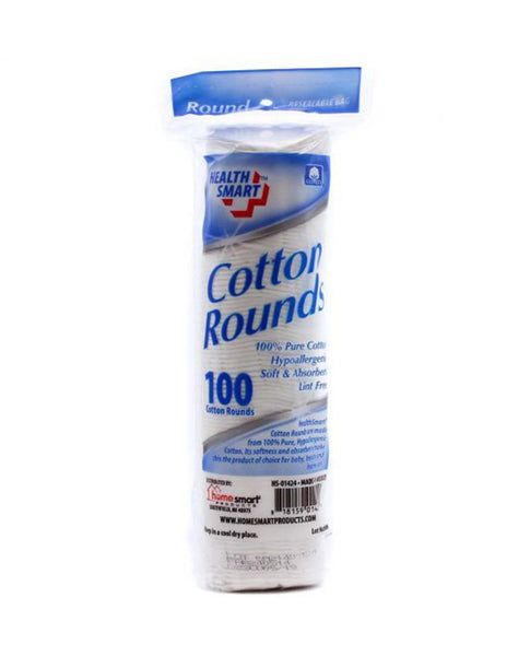 HomeSmart Cotton Rounds
