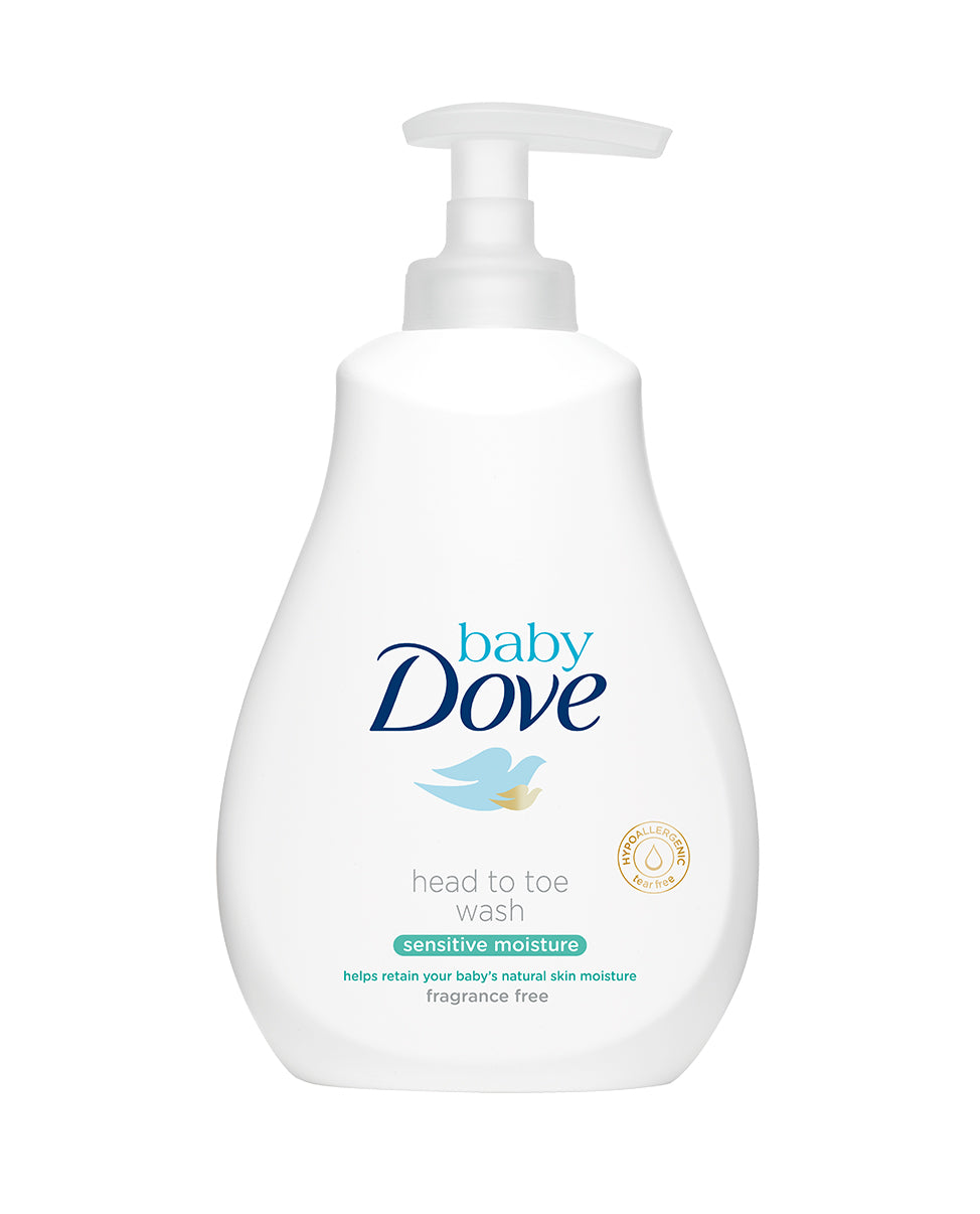 Dove Baby Head to Toe Wash