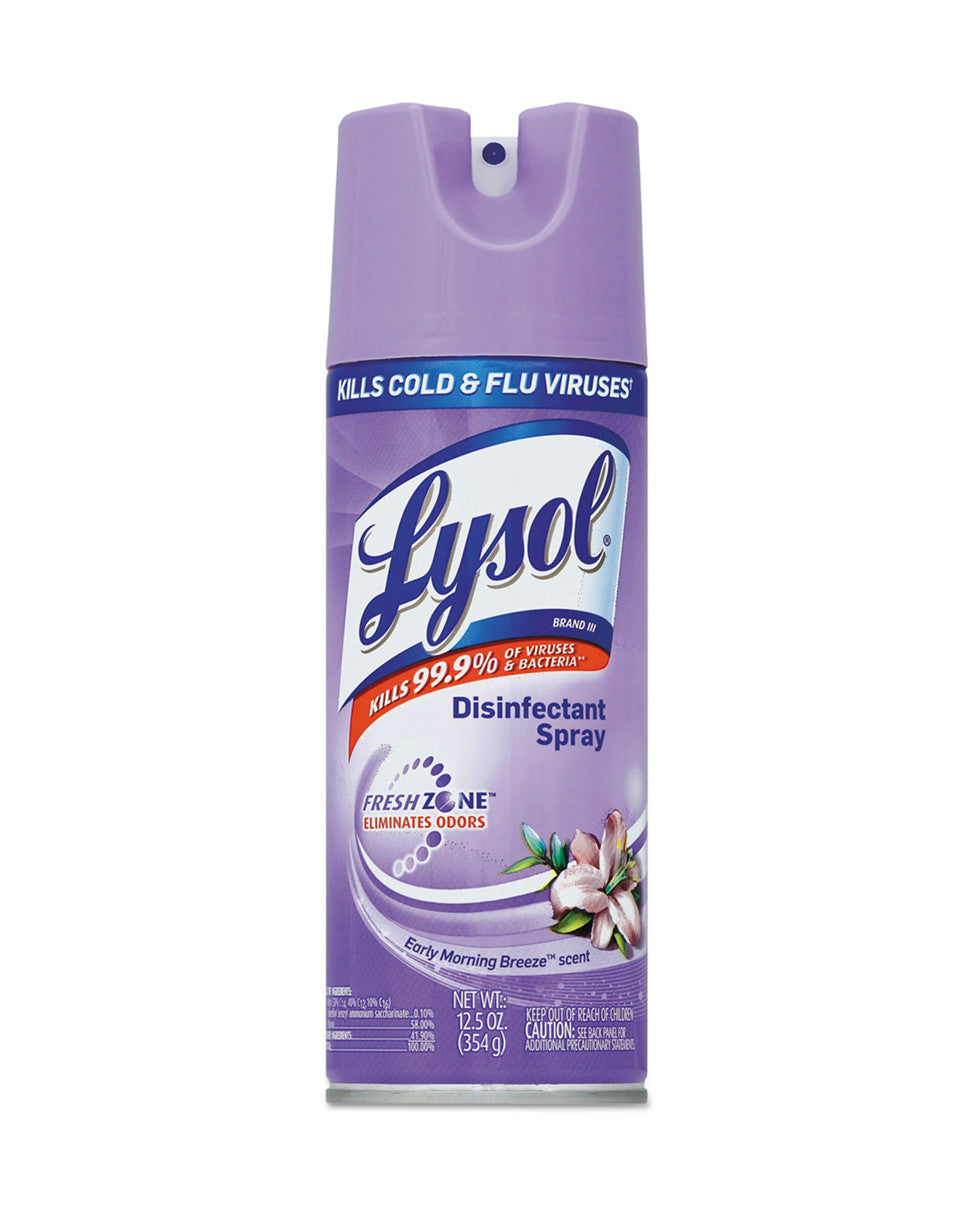 Lysol Disinfectant Spray | Best Price Products in McLean | Discount Essentials
