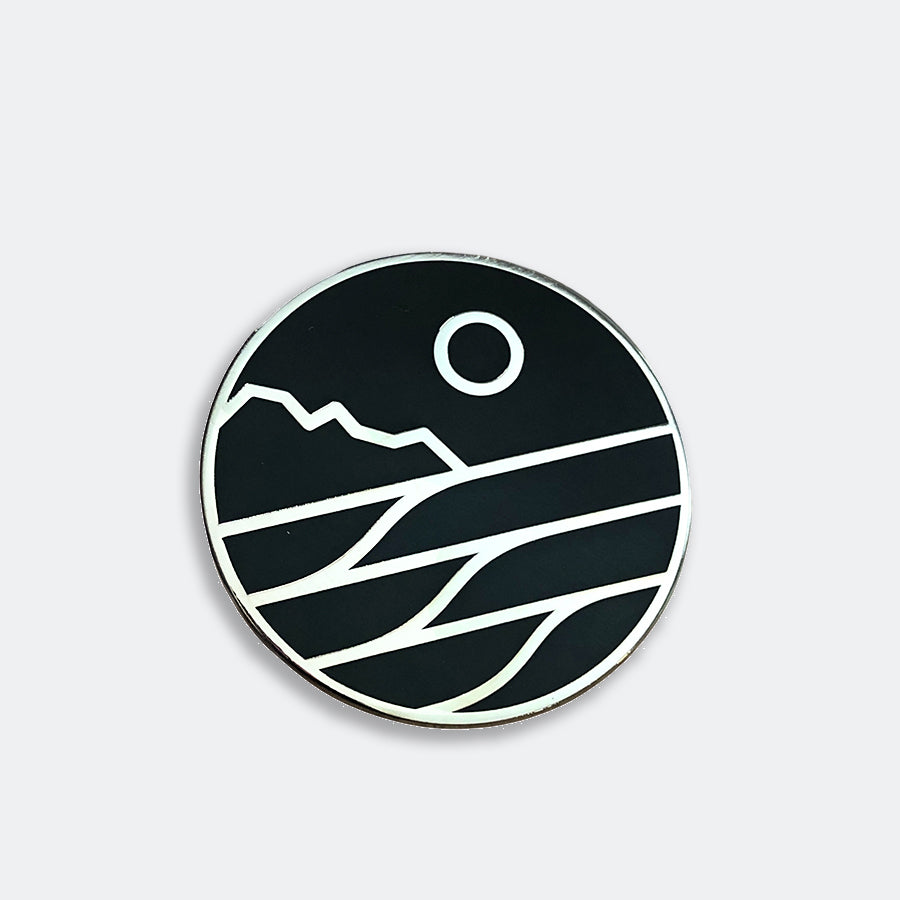 Save The Waves Enamel Pin