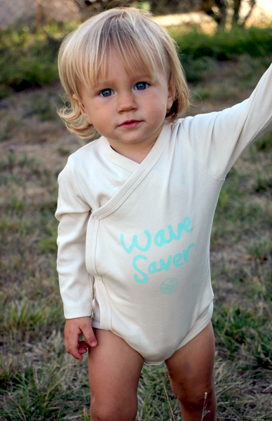 Save The Waves_Classic Onesie
