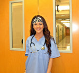 I Love Nurses Headband High Performance Non-Slip Headband - Wild Child Headbands
