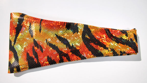 WILD CAT High Performance Non-Slip Headband - Wild Child Headbands