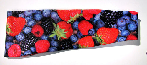 WILD BERRIES High Performance Non-Slip Headband - Wild Child Headbands