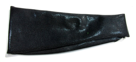 BLACK SHIMMER High Performance Non-Slip Headband - Wild Child Headbands