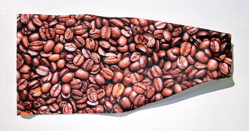 COFFEE BEAN High Performance Non-Slip Headband - Wild Child Headbands