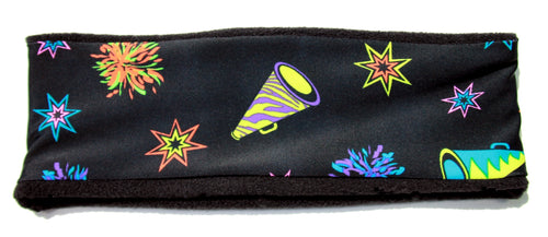 RAH RAH CHEERLEADER Fleece High Performanc Headband - Wild Child Headbands